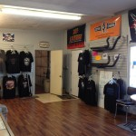 Another view of our customer area
