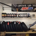 We stock a wide range of tires for HD